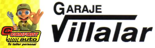 Garaje Villalar
